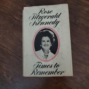 Vintage Times to Remember Book